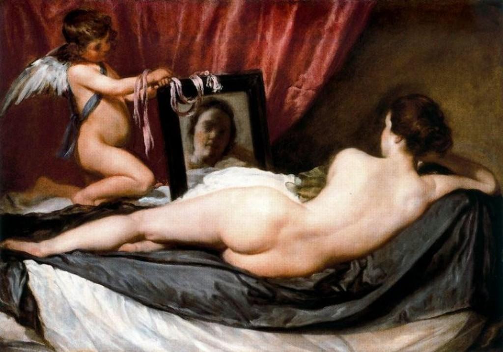 La Venus del Espejo - Velázquez